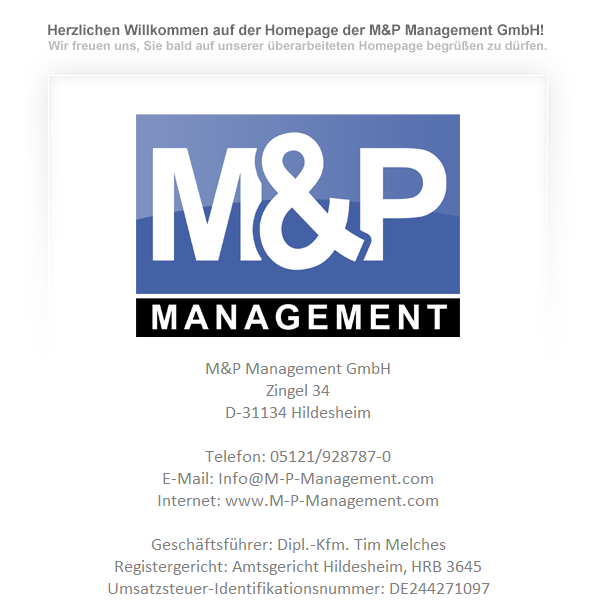 M&P Management GmbH